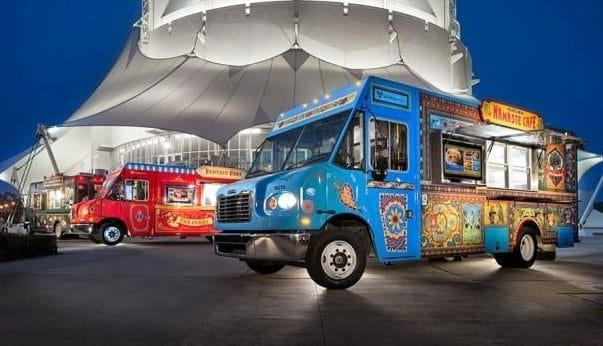Pimped Out Food Truck